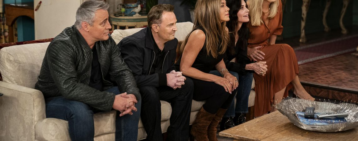 The 'Friends' Reunion That Lost Its Nerve