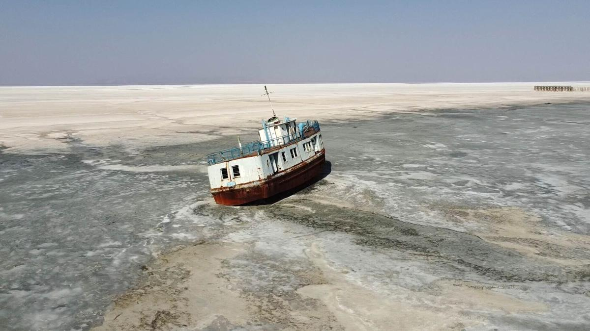 The Middle East is running out of water, and parts of it are becoming uninhabitable